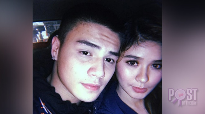 LOOK: Are Loisa Andalio and Ronnie Alonte teaming up on a project soon?
