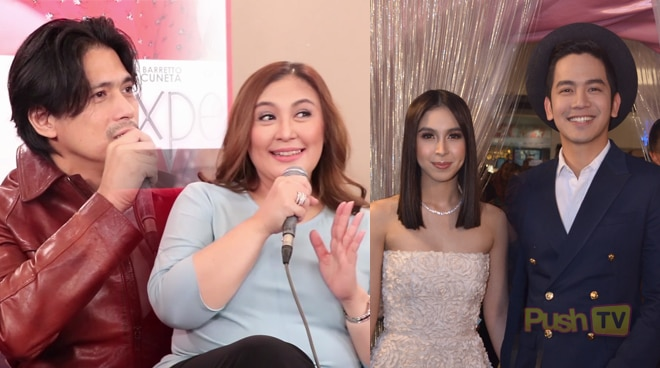What Robin Padilla and Sharon Cuneta learned from JoshLia