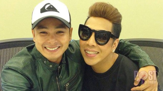 Coco Martin congratulates his 'bestie' Vice Ganda in advance