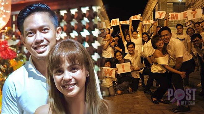 LOOK: Nikki Valdez gets engaged