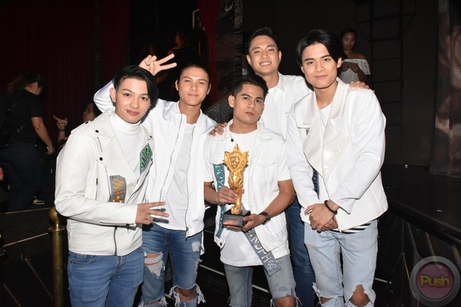 Here are the celebrities who won and came to LionhearTV RAWR Awards.