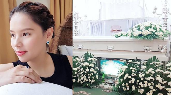 Neri Naig's father passes away