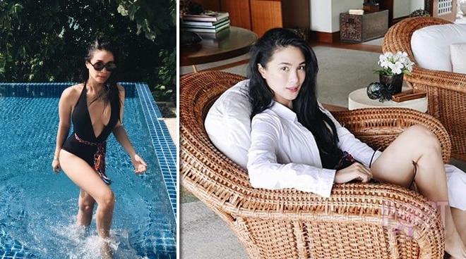 LOOK: Heart Evangelista reveals bikini-ready body in Palawan