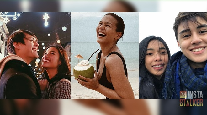 Where are your favorite stars spending the holidays?