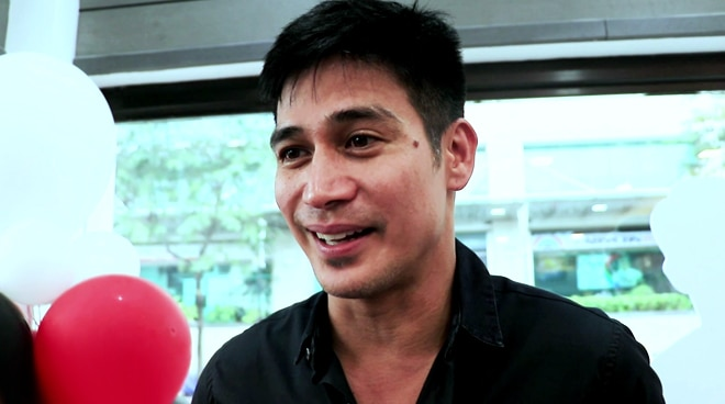 What convinced Piolo Pascual to run a shawarma business