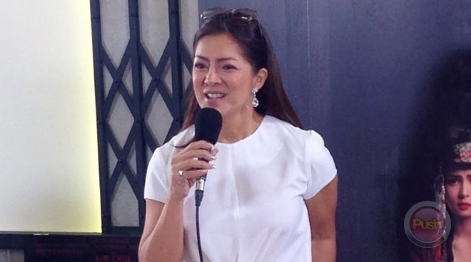 Alice Dixson on saying yes to teleserye offer of the Kapamilya network: 'Worldwide ang pinapanood talaga is ABS-CBN'