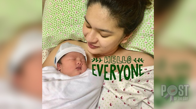 LOOK: Pauleen Luna and her daughter Talitha
