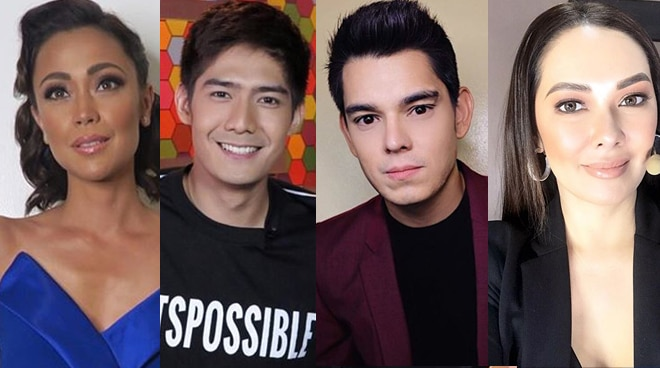 Robi Domingo, Jodi Sta. Maria, and Ruffa and Richard Gutierrez to host PMPC Star Awards for Television