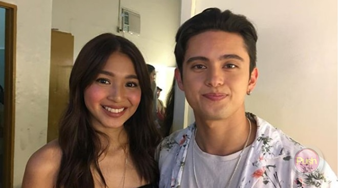 LOOK: James Reid reveals latest 'collaboration' with girlfriend Nadine Lustre