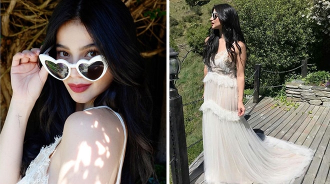 Is this Anne Curtis' wedding rehearsal?