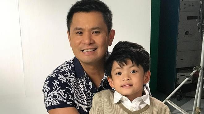 Ogie Alcasid says he wants son Nate to have a normal childhood as much as possible