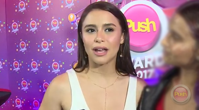 Yassi Pressman admits she has been going through some personal issues