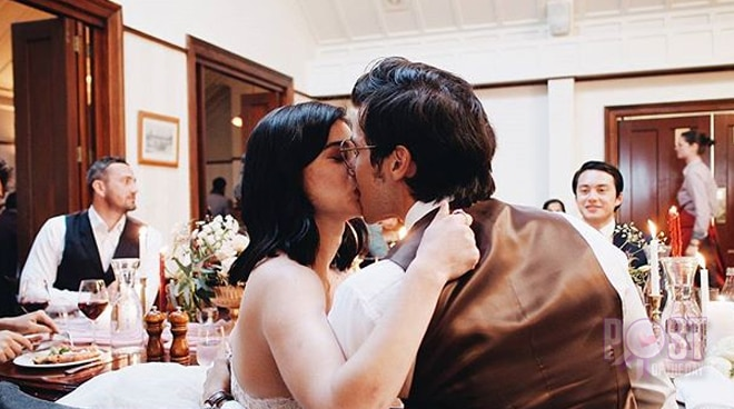 "WATCH: Erwan Heussaff's ""strip tease"" at his wedding"