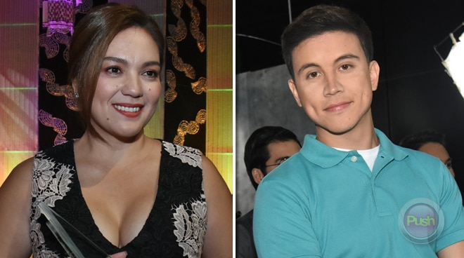 Sylvia Sanchez reveals why she's 'pressured' about working with son Arjo Atayde