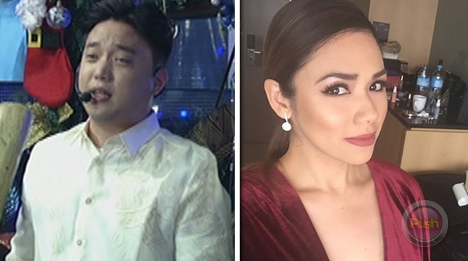Ryan Bang, may pakiusap kay Danica Sotto