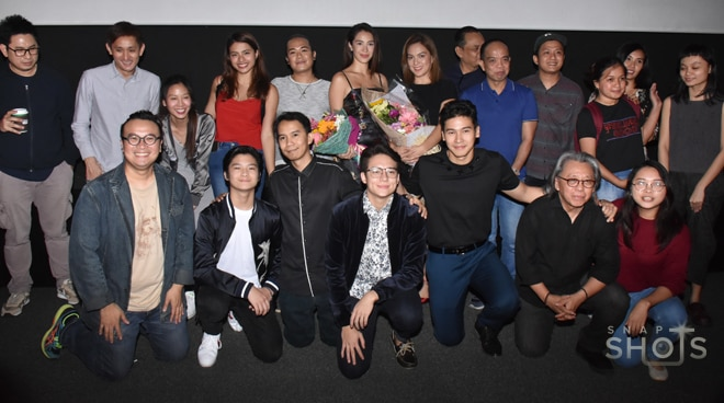 Stars flock to the premiere nights of 'Nay' and 'Si Chedeng at Si Apple'