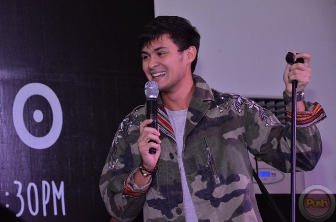 Matteo Guidicelli is set to stage a concert titled 'Hey Matteo' on November 30 at the Kia Theater.