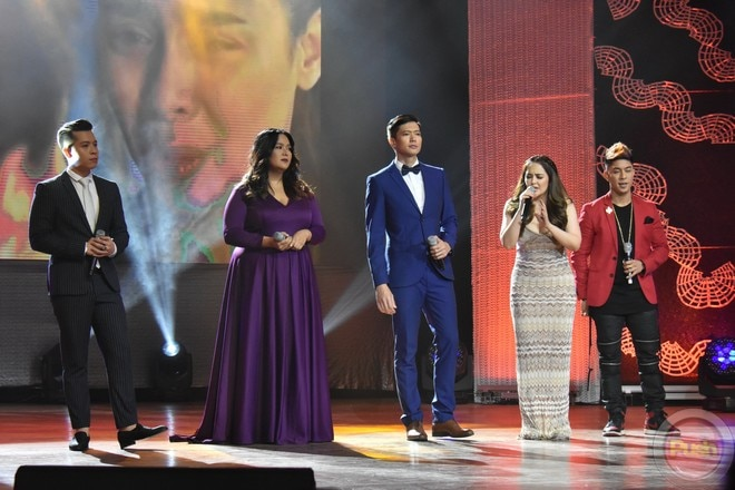 Celebrities from different networks were all dolled up for the recently-concluded PMPC Star Awards.