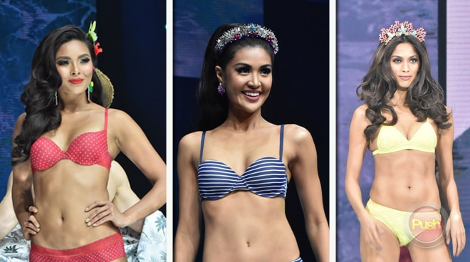 Beauty queens owned the ramp at the Bench UnderThe Stars Fashion Show