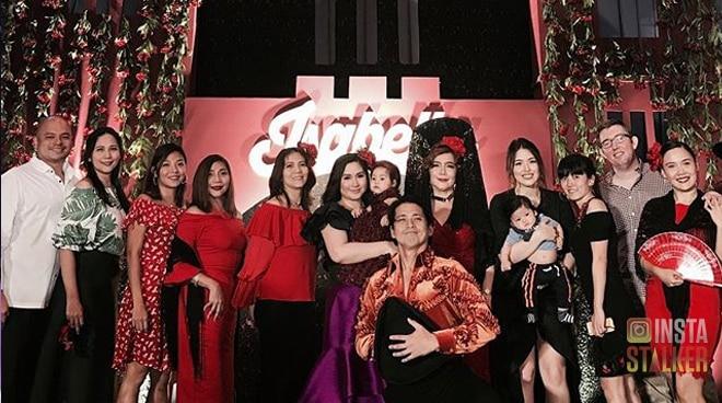 Instastalker: Maria Isabella Padilla's royal Spanish family themed birthday party