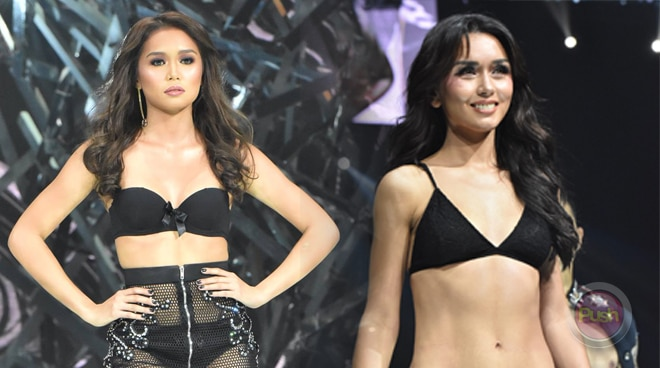 Hot moms na sina Beauty Gonzalez at Miho Nishida agaw pansin sa Bench Under The Stars fashion show