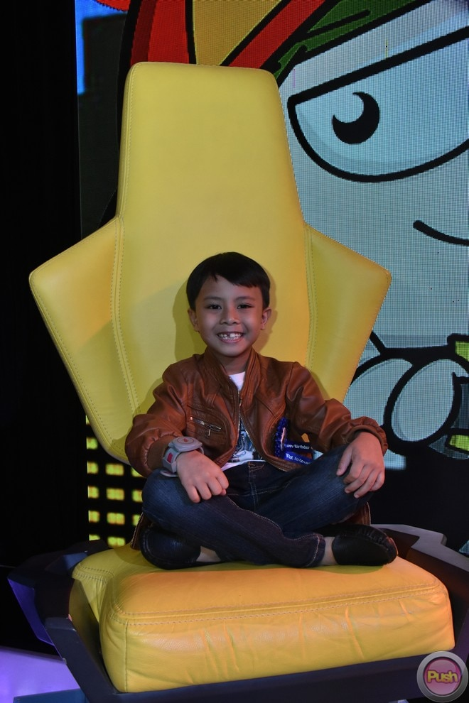 "Simon ""Onyok"" Pineda happily celebrated his 7th birthday with his friends at KidZania Manila."