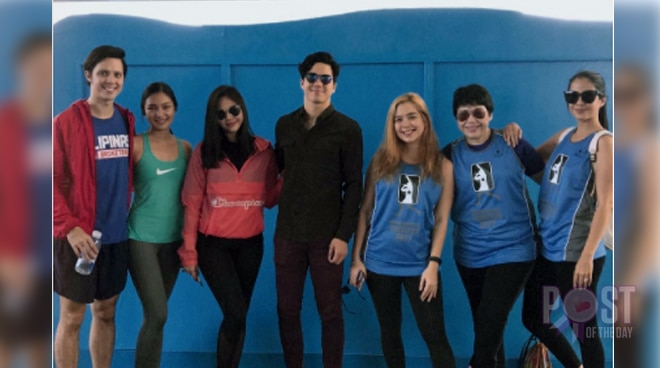 LOOK: Janella Salvador becomes 'one' with Elmo Magalona's family