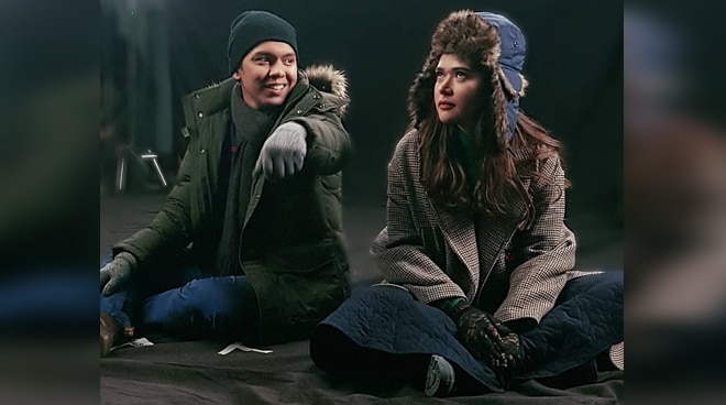 Carlo Aquino and Bela Padilla to star in a movie together