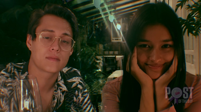 Could October 24 be Liza Soberano and Enrique Gil's anniversary?