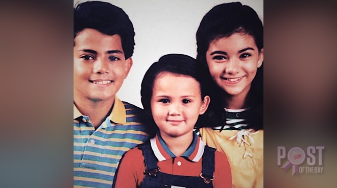 Billy Crawford posts a throwback photo with Isabel Granada; posts a prayer for the actress' recovery