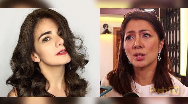 Alice Dixson hopes for the speedy recovery of Isabel Granada