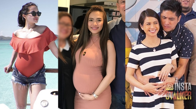 Instastalker: Celeb moms-to-be give updates on their pregnancies