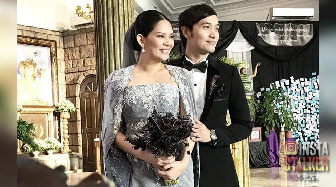 Look: Kean Cipriano and Chynna Ortaleza exchange 'I dos ...