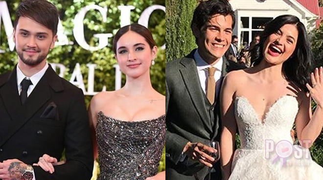 Why Billy Crawford and Coleen Garcia were not in New Zealand for Anne Curtis and Erwan Heussaff's wedding