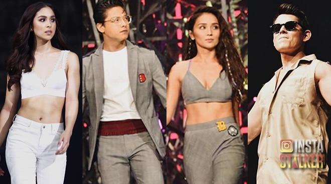 "Instastalker: Kapamilya stars grace the ""Under the Stars"" fashion show"