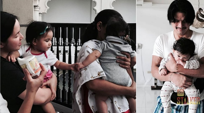 Instastalker: Kylie Padilla's son bonds with Mariel and Robin Padilla's daughter Isabella