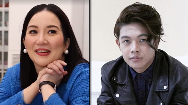 VIRAL: Kris Aquino on Xander Ford's transformation: 'Anong (difference)?'