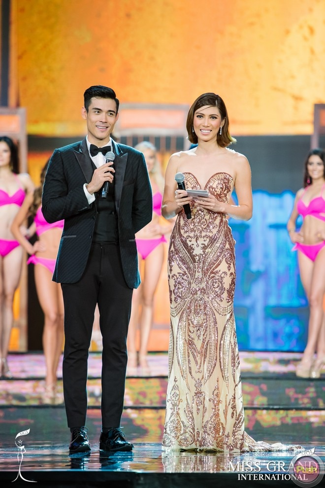 This is the first time that the pageant was hosted by Filipinos.