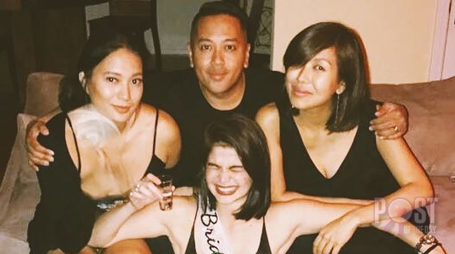 LOOK: Anne Curtis' bachelorette party