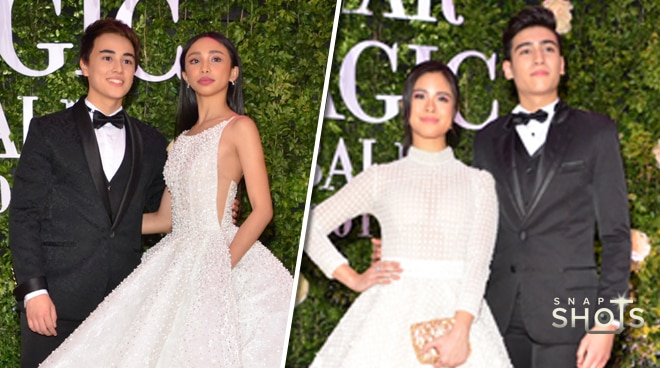 Who dated who at the 2017 Star Magic Ball Teen Edition