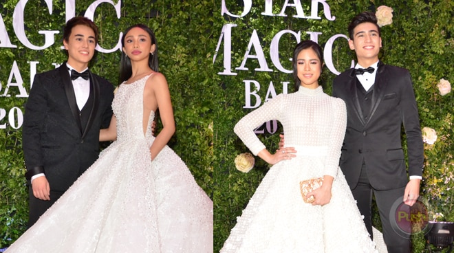 #StarMagicBall2017: Stars who attended the Star Magic Ball for the first time