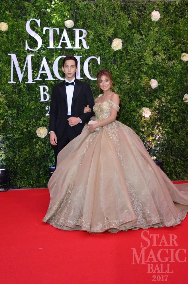 Devon Seron and Ju hyung