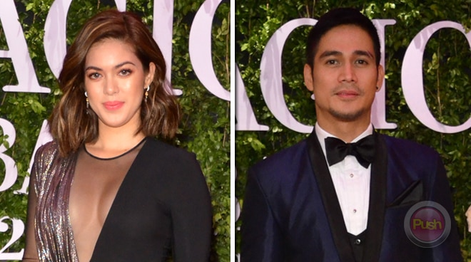 Why didn't Shaina Magdayao go with Piolo Pascual to the Star Magic Ball?