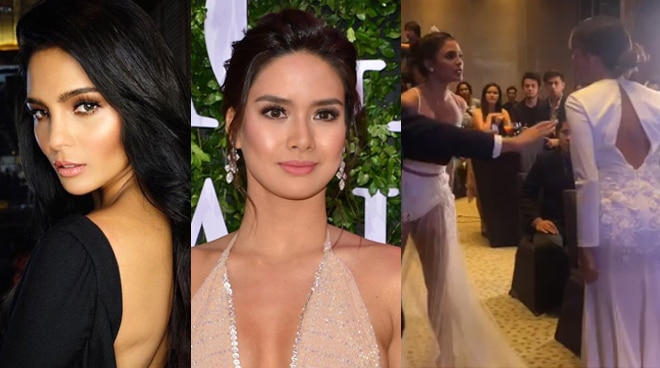 Has Erich Gonzales and Lovi Poe's slapping scene gotten too real?