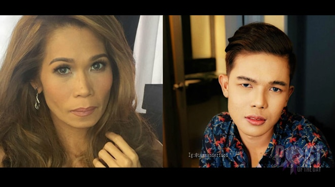Pokwang has a message for the bashers of Xander Ford