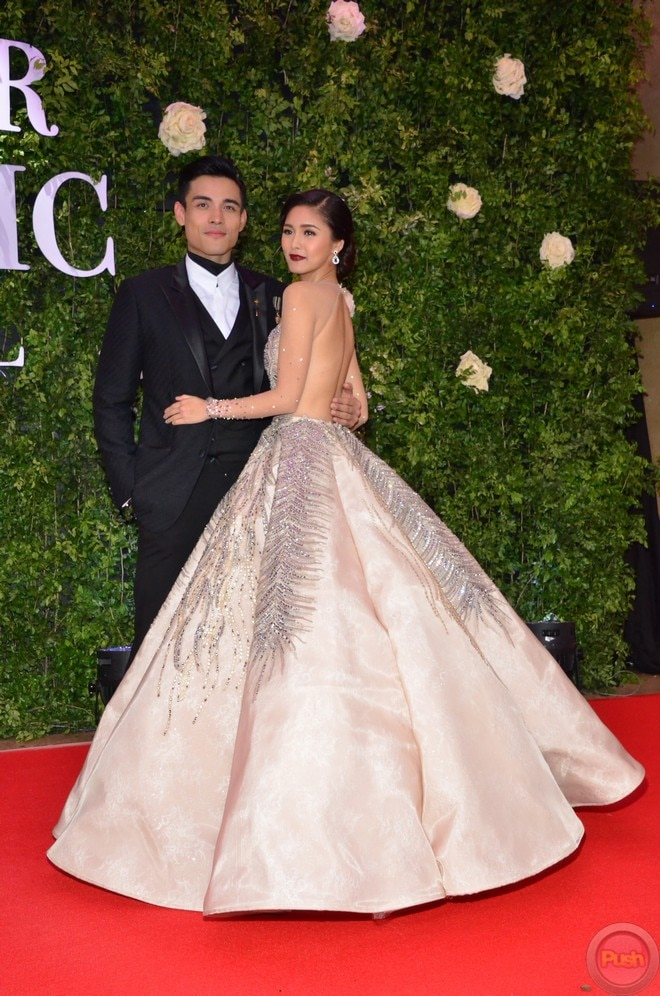 The sexiest celebrities at the Star Magic Ball 2017.
