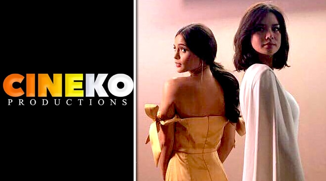 Cineko Productions gives official statement on Lovi Poe and Erich Gonzales slapping incident