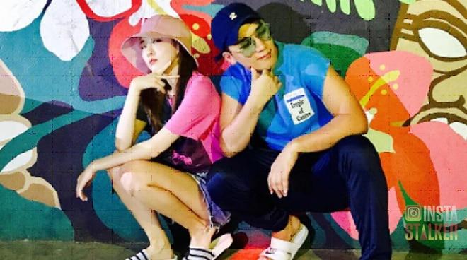 Instastalker: Big Bang's Seungri enjoys his first gig as a DJ in Boracay with Sandara Park