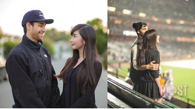 Alodia Gosiengfiao shares memorable moment in the US with Wil Dasovich