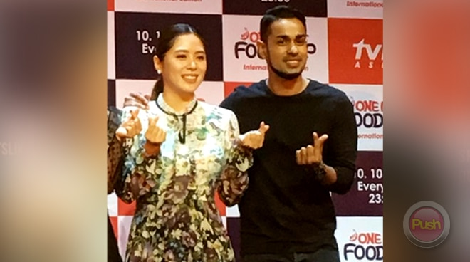 Sam YG and Grace Lee team up for 'One Night Food Trip'